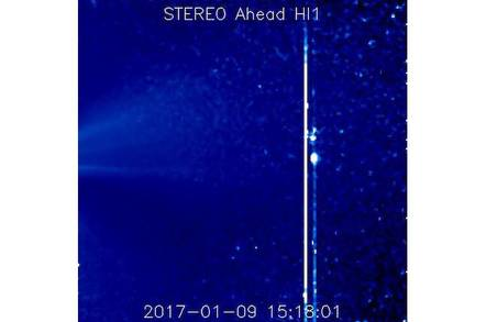 NASA Stereo Science Center asteroid image