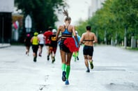 Runner photo via Shutterstock