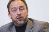 Jimmy Wales, photo via Shutterstock