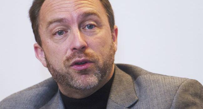 Jimmy Wales, photo via Shutterstock