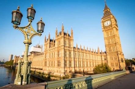 Parliament photo by Shutterstock