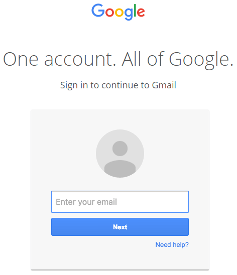 Phishing scam targets Gmail users
