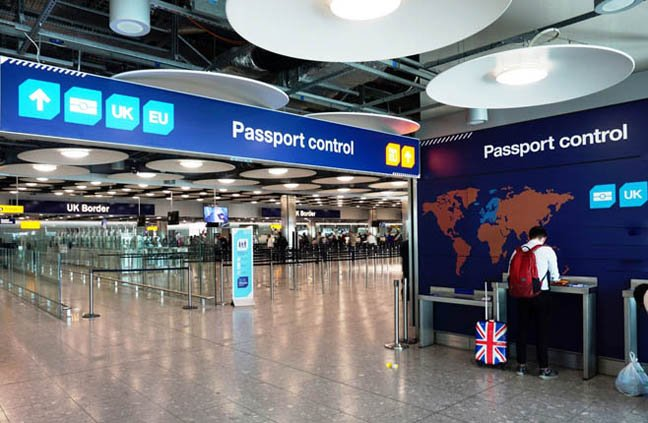 Red flag: Home Office inks £45m border tech extension with IBM