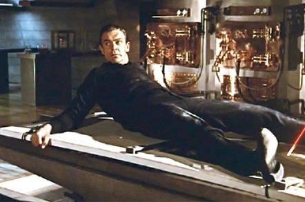 James Bond, Goldfinger.