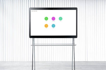 The Cisco Spark board