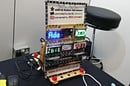 The zbit:connect stand at IoT Tech Expo 2017