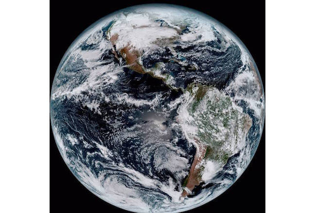NASA shares incredible picture of Earth