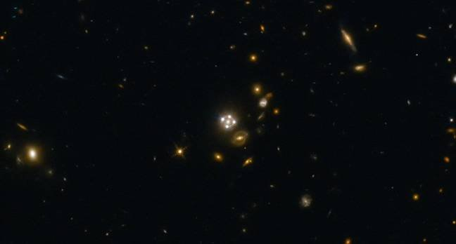 H0LiCOW! Hubble's constant update paves way for 'new ...