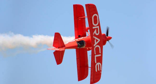 Oracle acrobatics in the cloud