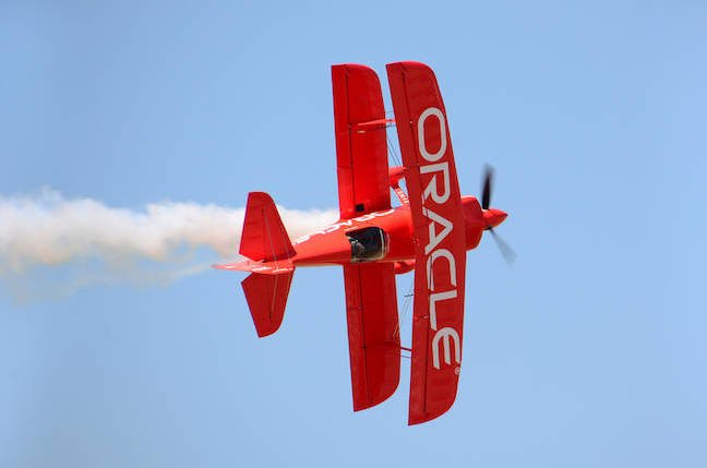 Oracle acrobatics in the cloud