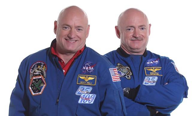 Scott Kelly's DNA Changed During His Year in Space
