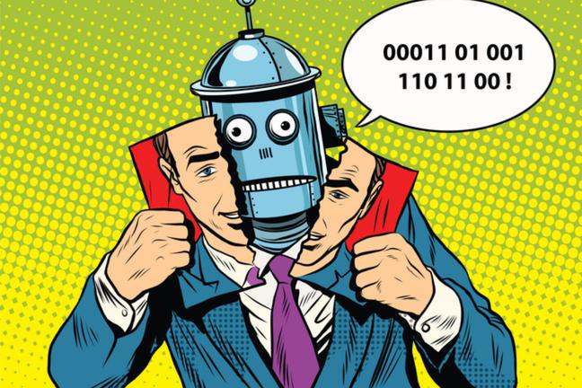 Talk about a GAN-do attitude    AI software bots can see