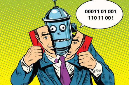 Talk about a GAN-do attitude    AI software bots can see through