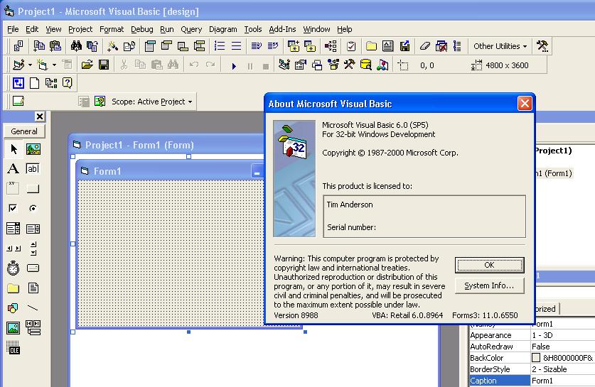 Visual basic 6.0 купить программа сколько можно заработать на майнинге форум