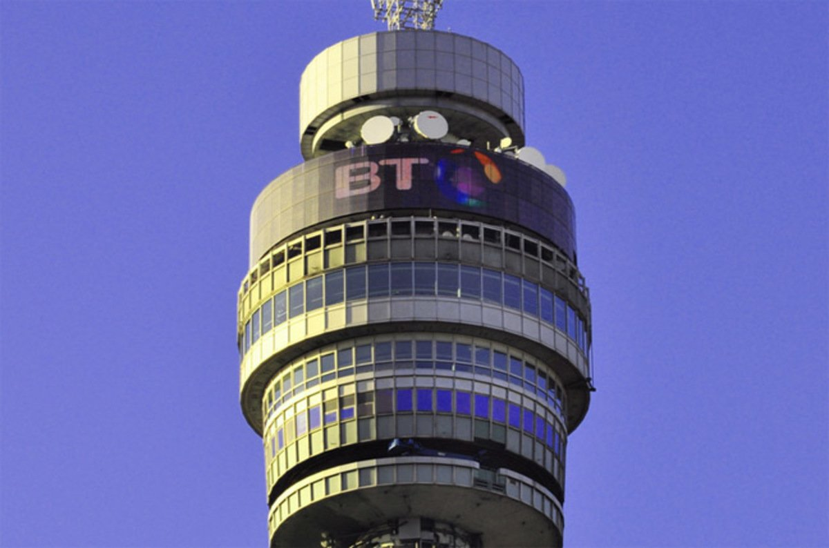 Bt Hit With 163 42m Fine For Ethernet Compensation Delays To