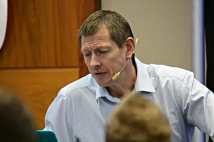 Peter Sage, motivational speaker