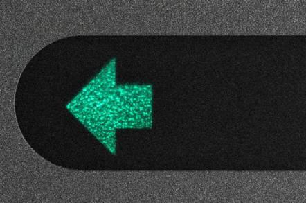 indicator on car dsah. photo by shutterstock