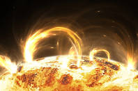 Solar storm - Shutterstock