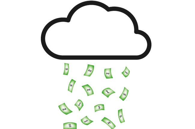 photo image On the edge of its seats: Cloud rains down even more cash on Adobe