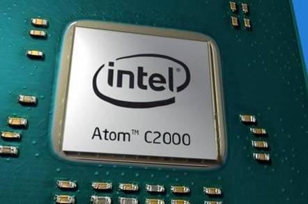 Intel Atom C2000 family