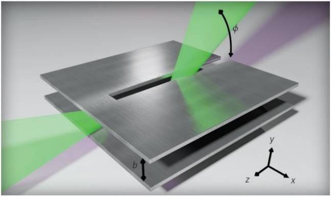 Leaky-wave terahertz antenna