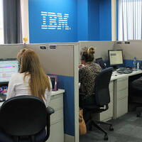 IBM office - from IBM newsroom