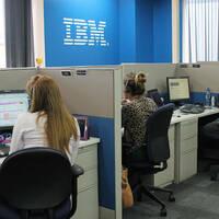 IBM office - from IBM newsroom