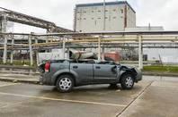 NASA Michoud tornado damage
