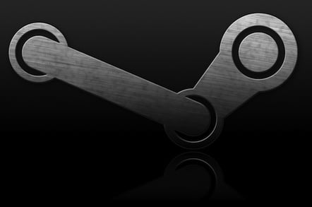 I found a security hole in Steam that gave me every game's