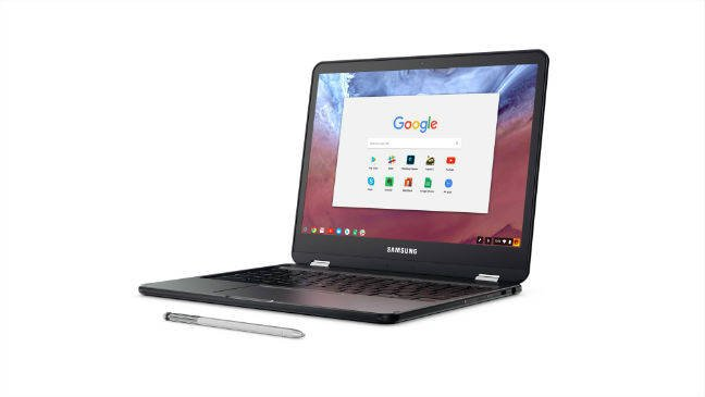 Samsung's Chromebook Pro: Overpriced vanilla PC with a