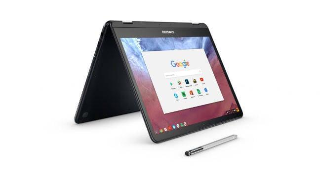 Convertible Samsung Chromebook Pro