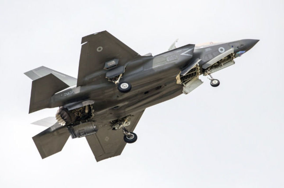 photo image Blighty's buying another 17 F-35s, confirms the American government