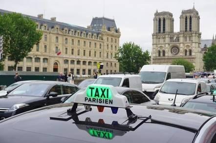 France taxi