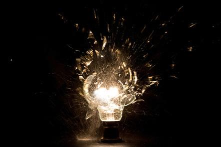 Light bulb photo via Shutterstock