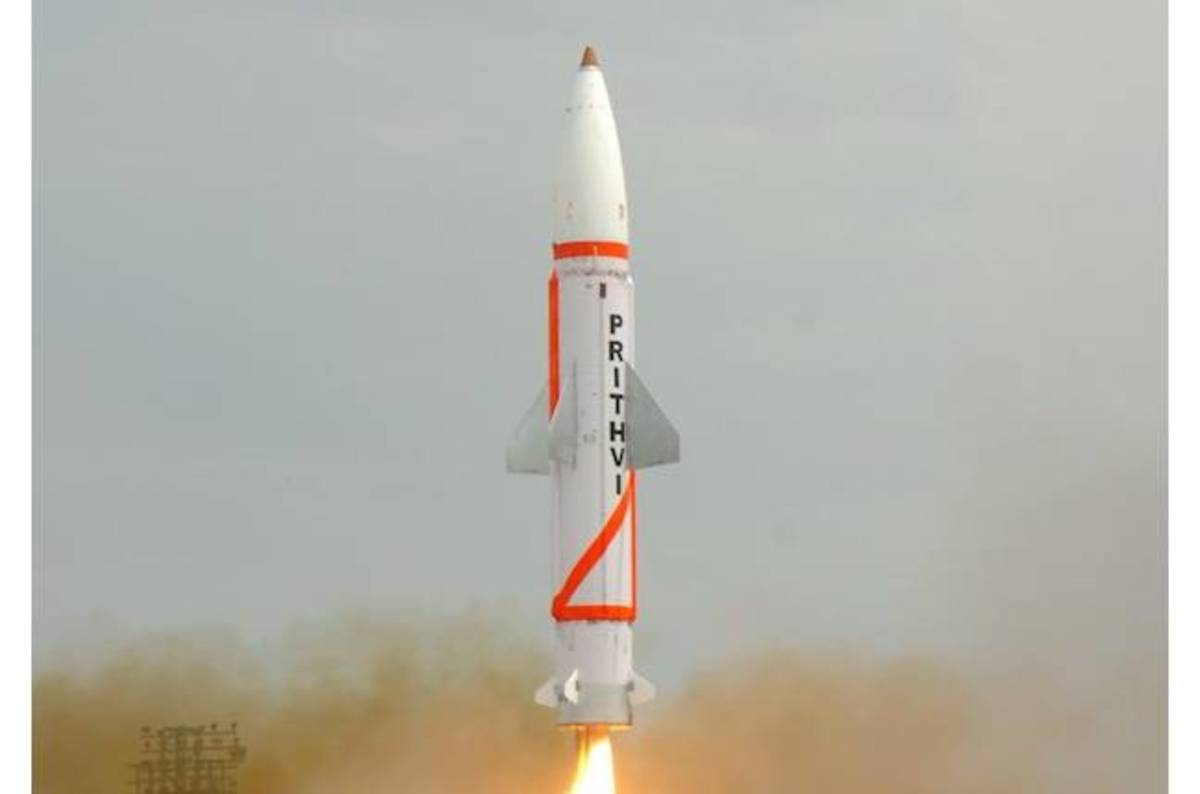 norks fires missile that india reckons it could shoot down