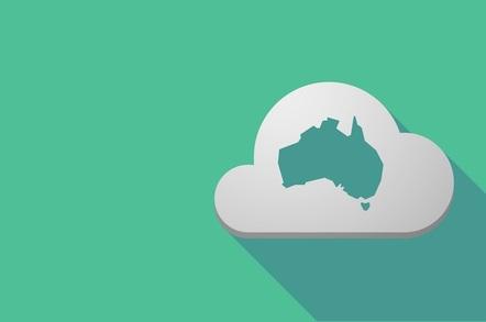Australian cloud