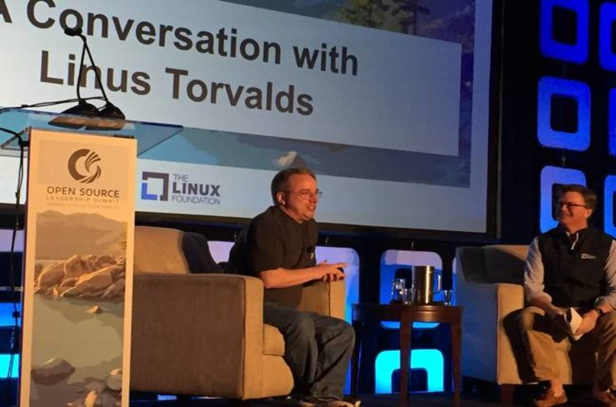 Image result for Linus Torvalds and Greg Kroah-Hartman both have new Linux in mind images