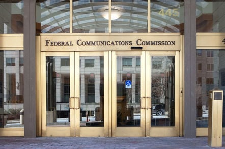 US Federal Communications Commission Headquarters in Washington, DC. Pic: editorial use only/Mark Van Scyoc/Shutterstock