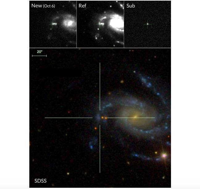 Supernova 2013fs