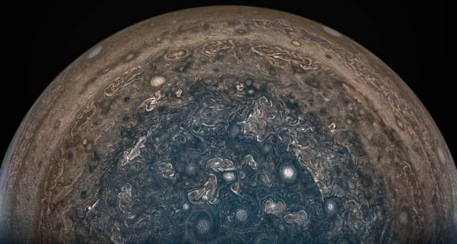 Juno Will Get No Closer To Jupiter Due To Engine Troubles