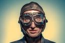 Solo pilot photo via Shutterstock