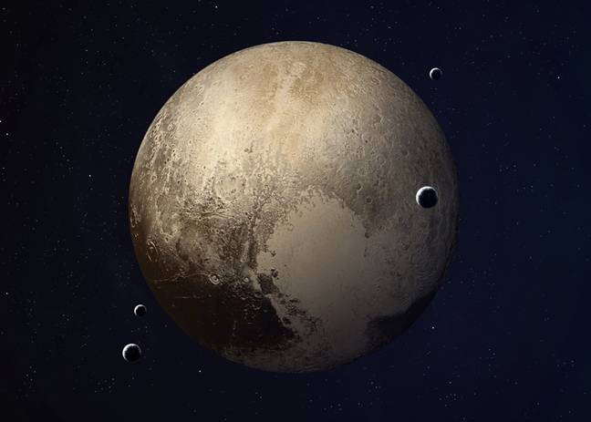 Pluto Is More Alive Than Mars Huff Physicists Who Are