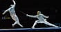 Fencers photo via Shutterstock