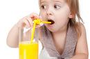 Girl drinking photo via Shutterstock
