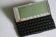Psion 5 photo by Georg Dembowski Schoschi