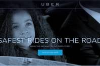 Uber safety marketing