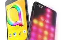Alcatel's illuminated A5 LED is an effort at Android differentiation