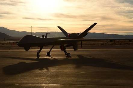 US Air Force terminates Predator drones  Now you will fear the