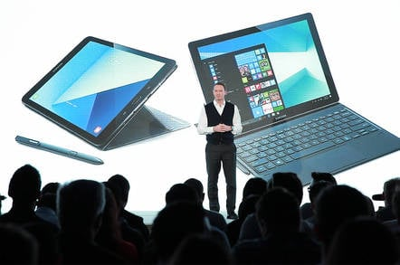 New Galaxy tablets were the focus of Samsung's MWC announcements