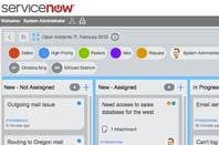 ServiceNow visual task board